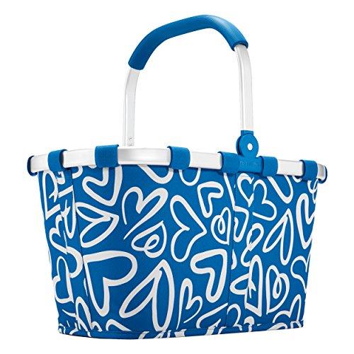 Reisenthel Carrybag Sporttasche, 48 cm, Funky Hearts