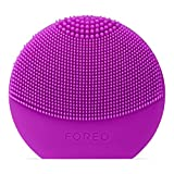 Foreo Luna Play Plus Cepillo facial recargable con pilas recambiables, color Pearl Pink
