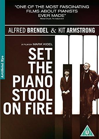 Set The Piano Stool On Fire [Edizione: Regno Unito] [Import anglais]