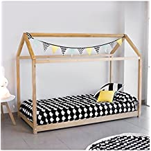 DISTRIMOBEL Cama Montessori Color Pino