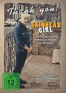 Thank You Skinhead Girl -Thank You Skinhead Girl [DVD]