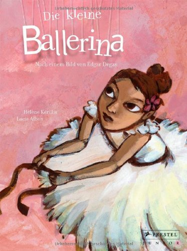 : Nach einem Bild von Edgar Degas (Kleine Ballerinas)