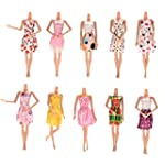 JETTINGBUY 10 Pcs Fantasy Clothes for...