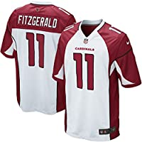 11 Larry Fitzgerald Trikot Arizona Cardinals Jersey American Football Trikot Mens