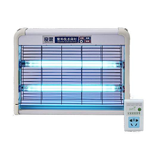 Lámpara de desinfección UV, purificador de Aire/Matar Las bacterias del Moho/tasa antibacteriana 99%...