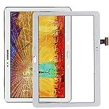 Piezas de repuesto de teléfonos móviles, iPartsBuy digitalizador de pantalla táctil para Samsung Galaxy Note 10.1 (2014 Editon) / P600 / P601 / P605 ( Color : Blanco )