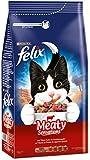 Felix Meaty Sensations Katzenfutter Fleisch, 2er Pack (2 x 2 kg)