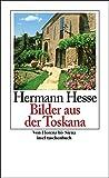 Bilder aus der Toskana: Von Florenz bis Siena (insel taschenbuch) - Hermann Hesse