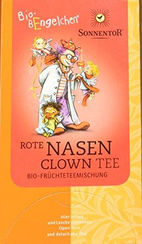 Clown-Tee Bio-Bengelchen Teebeutel, 1er Pack (1 x 40 g) - Bio (Heiße Clown)