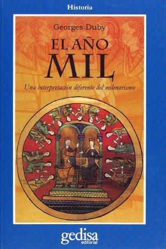 Descargar Libro El Año Mil (Cla-De-Ma) de Georges Duby