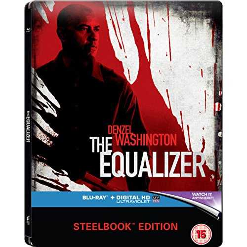 The Equalizer  (Steelbook) [2 Blu Rays]