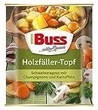 Produkt-Bild: Buss Holzfäller-Topf Schweineragout mit Champignons und Kartoffeln , 800 g
