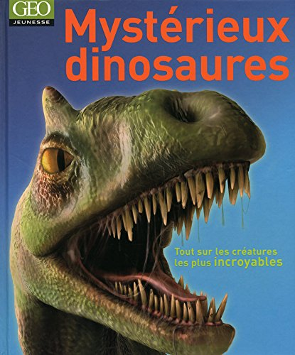 Dinosaures mysterieux