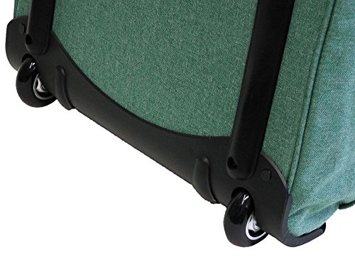 Travelite Basics Rollenreisetasche M 68 cm, grau -