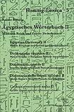 Image de Ägyptisches Wörterbuch 2: Mittleres Reich und zweite Zwischenzeit (Kulturgeschichte Der