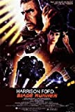 Bladerunner Huge Film PAPER POSTER measures approximately 100x70 cm Greatest Films Collection Directed by Ridley Scott.
