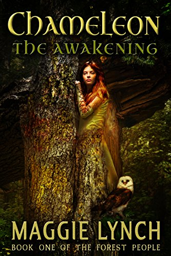 Book cover image for Chameleon: The Awakening (The Forest People Book 1)