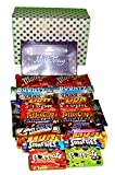 Chocolate Gift Box / Selection Box / Hamper. White and...