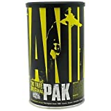 Universal Nutrition Animal Pack, 44 Pak by UNIVERSAL NUTRITION by UNIVERSAL NUTRITION