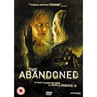 The Abandoned [DVD] by Anastasia Hille
