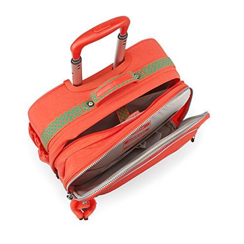Kipling - MANARY - Rucksack mit Laptopfach - Flamb Shell C - (Rosa) Sugar Orange C