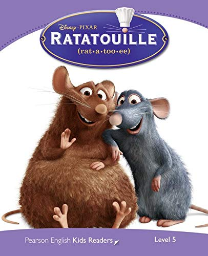 Penguin Kids 5 Ratatouille Reader (Pearson English Kids Readers) - 9781408288726