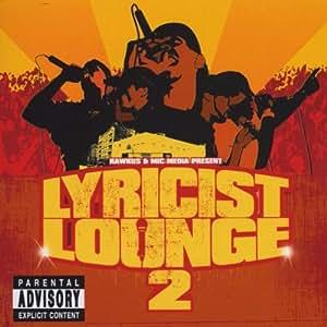 Lyricist Lounge - Vol.2