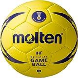 Molten Handball, mehrfarbig (Gelb/Blau), 3, H3X5001-X
