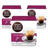 Nescafé Dolce Gusto Espresso café 16 Capsules 184g...