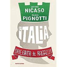 L'Italia spiegata ai ragazzi (Italian Edition)