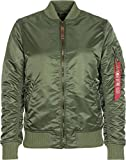 Alpha Industries MA-1 VF 59 W Bomberjacke sage green