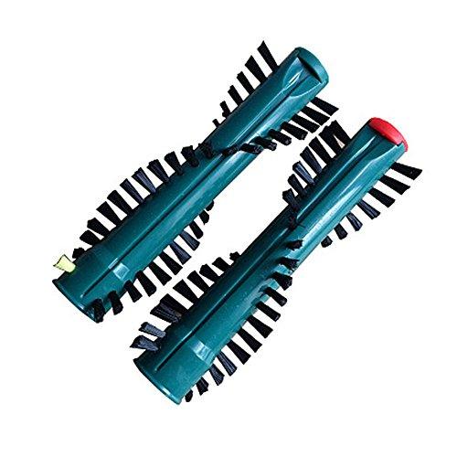 Ersatzbürsten / Bürsten / Rundbürsten / Bürstenrollen geeignet für Vorwerk EB 360, 370 / EB360, EB370
