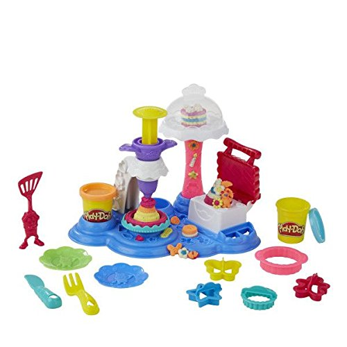 Play-Doh - Kit Fiesta de pasteles