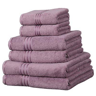 linens-limited-juego-de-6-toallas-de-hotel-100-algodn-egipcio-500-g-m2-color-morado