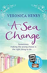 A Sea Change (Quick Reads 2013) by Veronica Henry (2013-02-01)