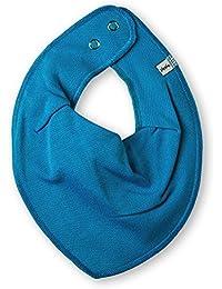 Cuello Toalla Triángulo bebé infantil con botones Doble Capa Varios Colores Uni