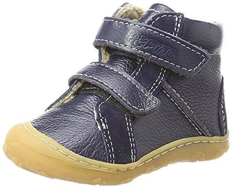 Ricosta Unisex Baby Eddy Sneaker, Blau (See), 23 EU