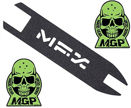 "MGP Madd MFX Stunt-Scooter Deck Griptape Cut Out (4.5\"" 49x11cm)"