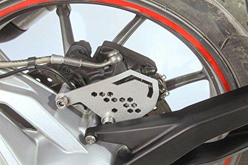 Ro-Moto Copertura pinza freno posteriore B-M-W R1250GS, R1250RT, R1250RS, R1250R, R1200GS LC 2013+, R1200GS Adventure 2014 2015 2016 2017 2018, R1200R 2015+, R1200RS, R1200RT 2014+
