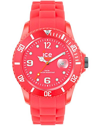 ice-watch-big-quartz-watch-with-red-dial-analogue-display-and-red-silicone-strap-ssnrdbs