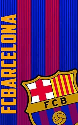 FCB FC Barcelona Manta Polar