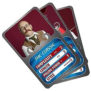 Powertache Trumps Card Game
