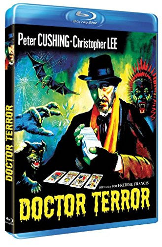 Die Todeskarten des Dr. Schreck (Dr. Terror's House of Horrors, Spanien Import, siehe Details für Sprachen)