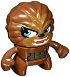 BulbBotz Star Wars 2020077 Chewbacca Alarm Clock (7.5 Inches Tall)
