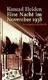 Image de Eine Nacht im November 1938: Ein zeitgenössischer Bericht