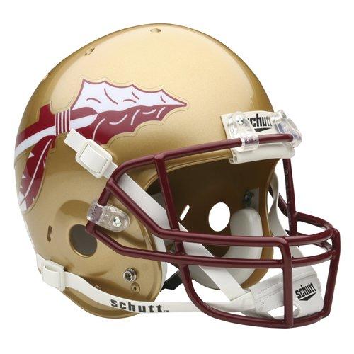 Schutt Florida State Seminolen (FSU) Full-Size Replica Helm