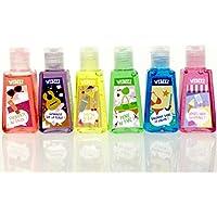 Pack de 6 Mini – antibacterianos webeez Collection ...