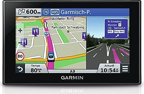 Garmin nüvi 2559 LMT EU und NA Navigationsgerät (12,7 cm (5 Zoll) Display, Cardreader, USB 2.0)