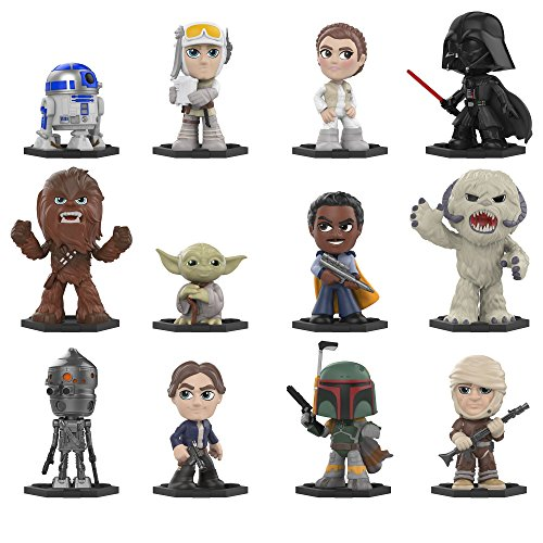 Star Wars: The Empire Strikes Back Mystery Minis Bobblehead Figura (1 Random)