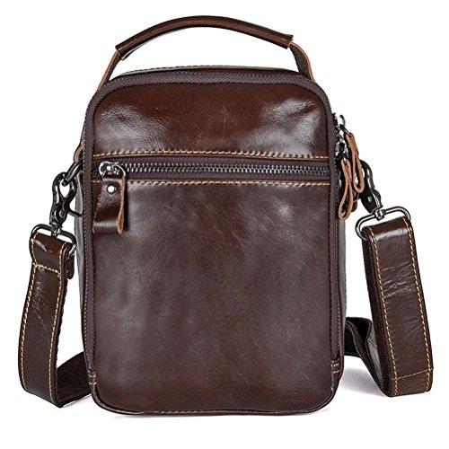 a56c3f5ef8e52 ... GTUKO JMD Tasche Hohe Qualität Messenger Bags Mode Schultertasche  Kleine Handy Männer Tasche Aus Echtem Leder ...